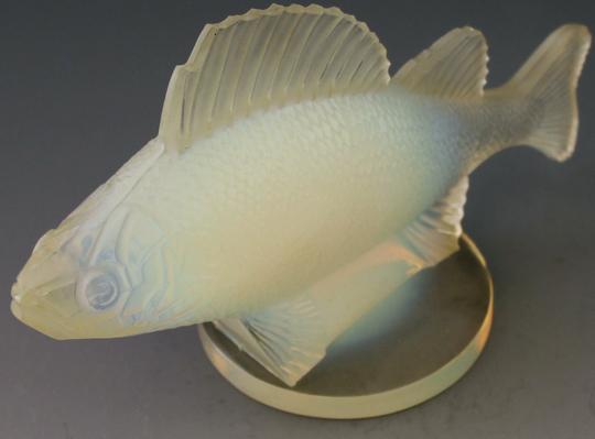 カーマスコット「魚(スズキ)」