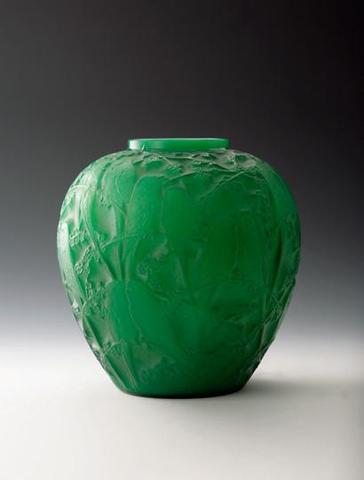 花瓶「インコ」