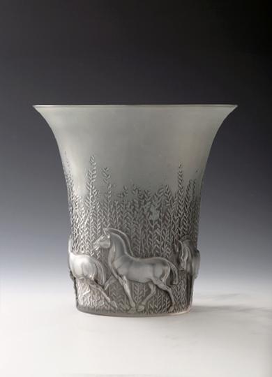 花瓶「馬」