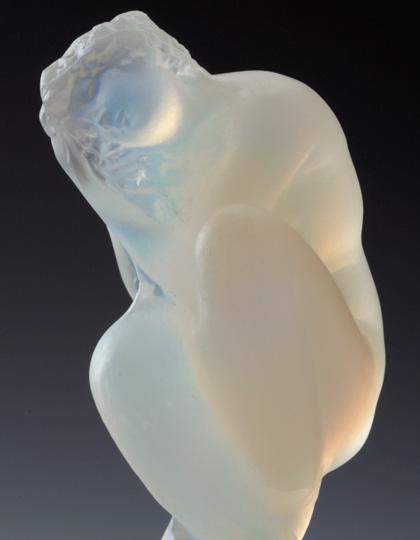 彫像「シレーヌ」