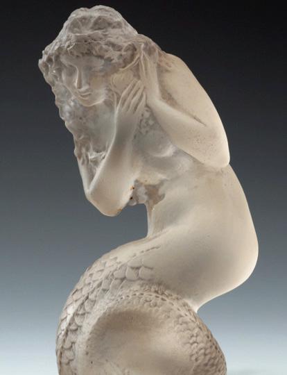 彫像「ナイアード」
