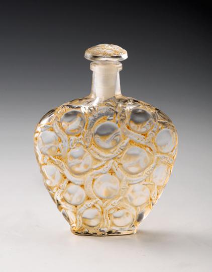 香水瓶「トカゲ」