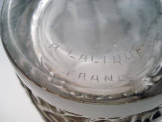 花瓶「lalique_vase」