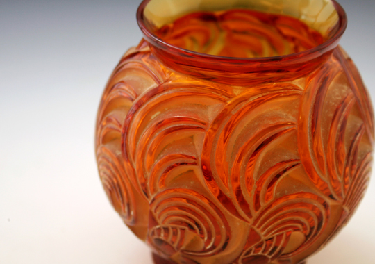 花瓶「ブレス」