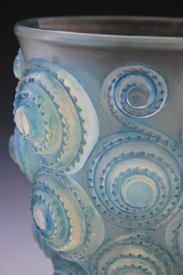 花瓶「スパイラル」