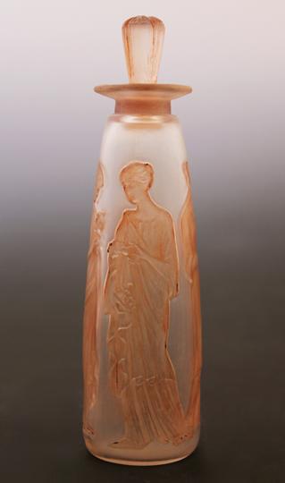 香水瓶「アンバー・アンティーク」