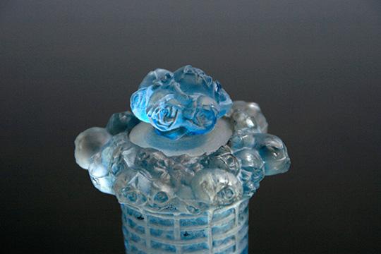 香水瓶「薔薇籠」