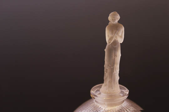 香水瓶「【特別展出品作品】 ローズ」