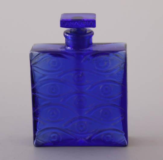 香水瓶「【特別展出品作品】 青い目」