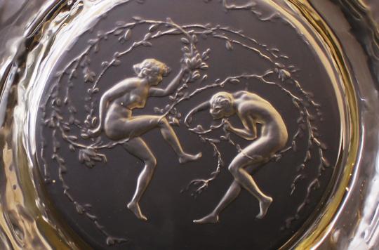 テーブルウェア「二人のダンサー」