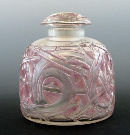 香水瓶「イバラ」