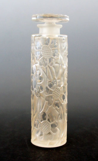 香水瓶「五つの花」