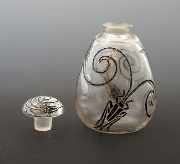 香水瓶「カプリコーン」