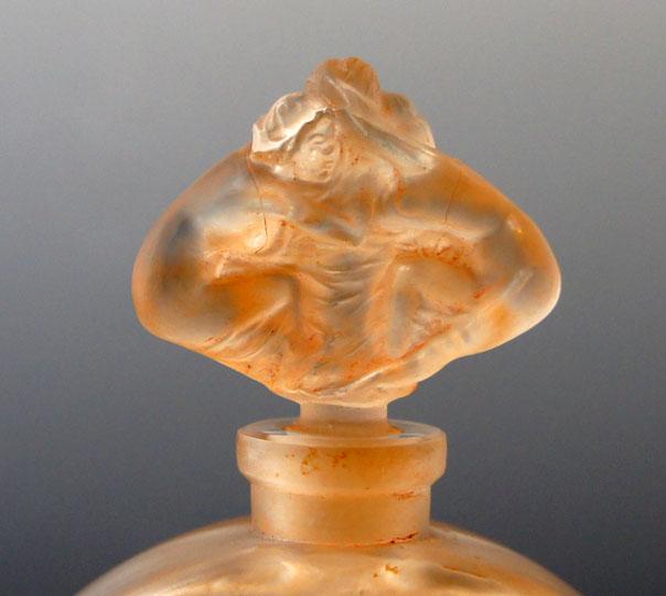 香水瓶「ロサスフィグリーヌ」