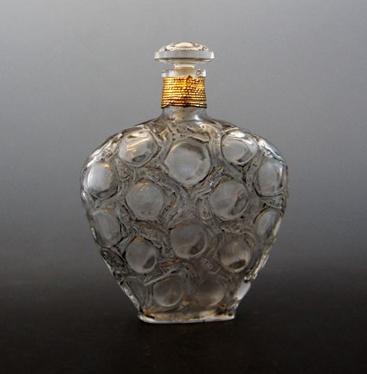 香水瓶「サラマンダー」
