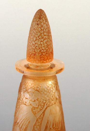 香水瓶「ポエジー」