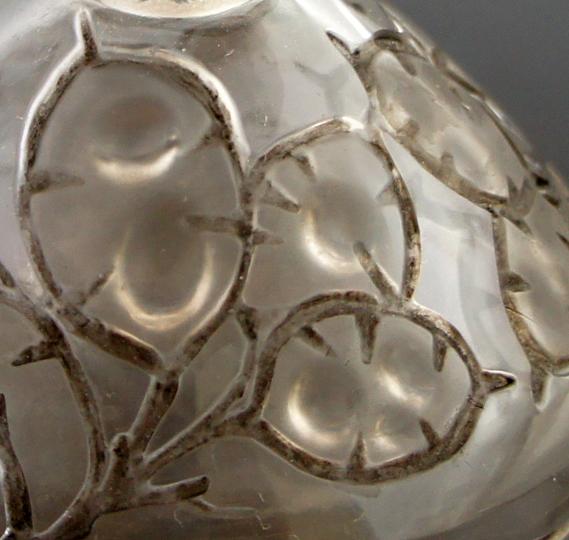 香水瓶「ルナリア」