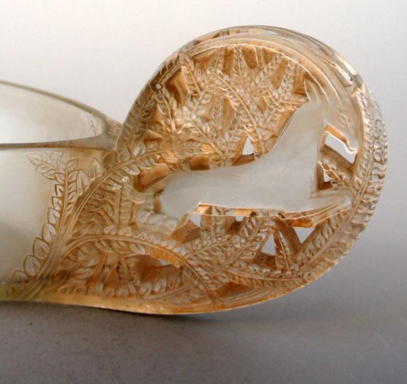 花瓶「サンチュベール」