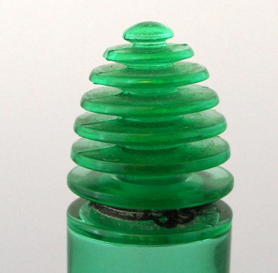 香水瓶「サンアデュー」