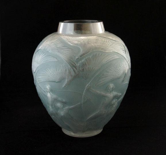 花瓶「射手」