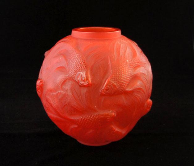 花瓶「金魚」