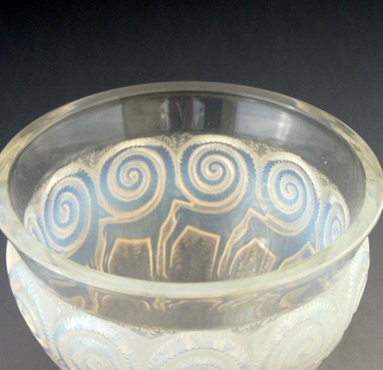 花瓶「トナカイ」