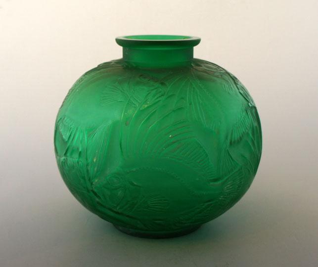 花瓶「魚」