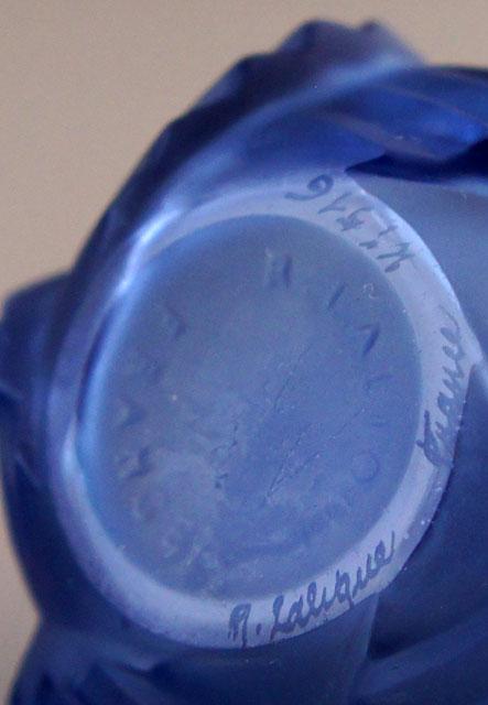 香水瓶「カミーユ」