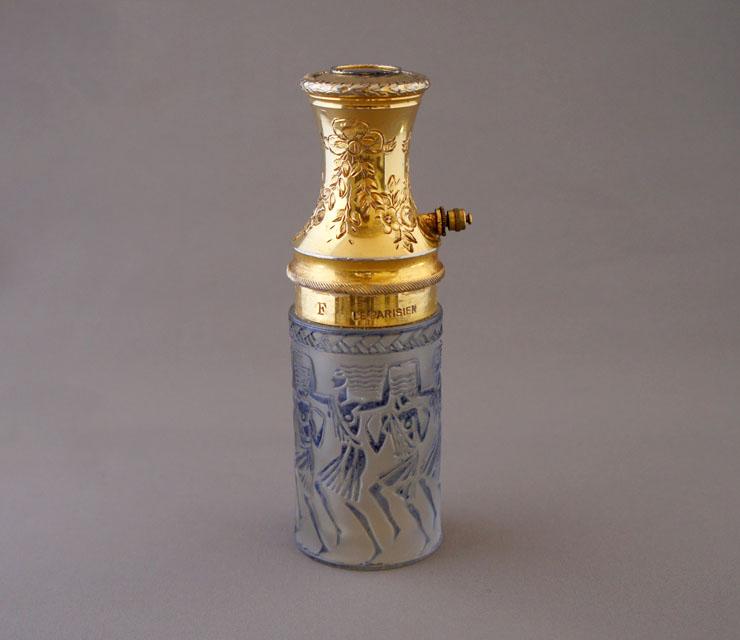 香水瓶「アトマイザー エジプシャン」