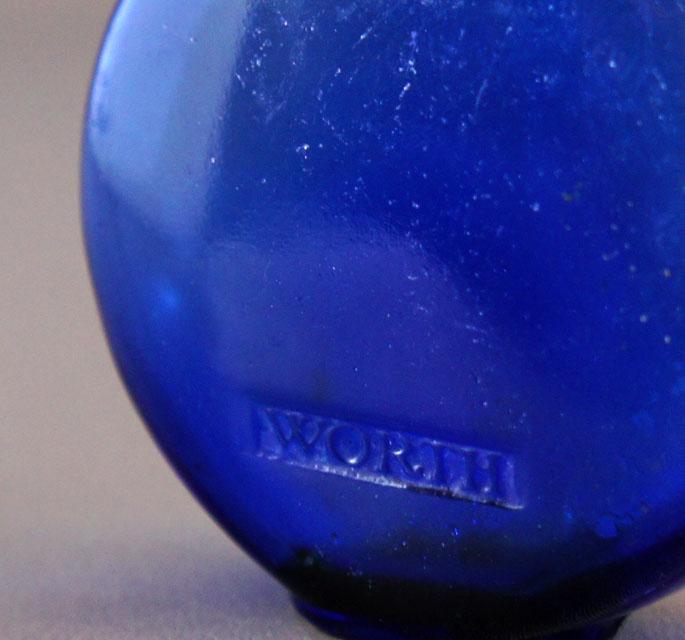 香水瓶「ウォルト SANS ADIEU」