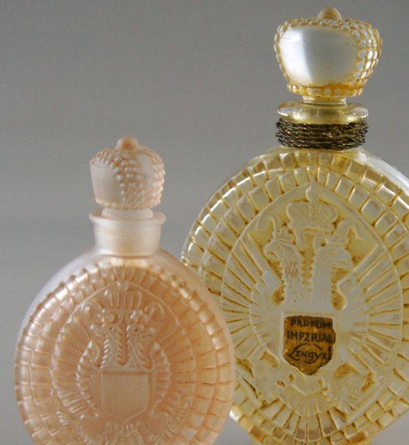 香水瓶「インペリアル」