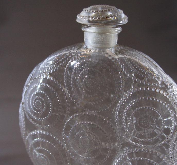 香水瓶「レリーフ」