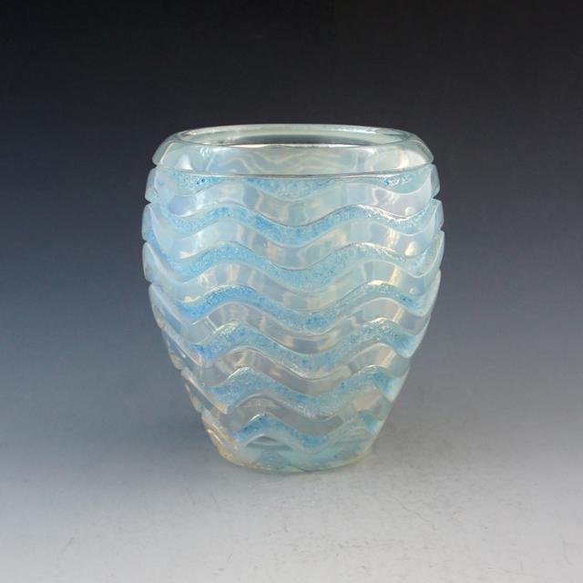 花瓶「メアンドル」