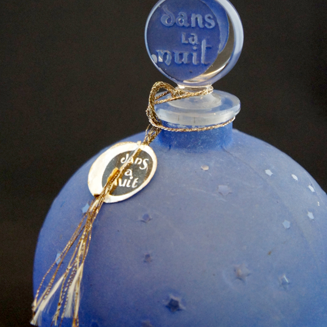 香水瓶「真夜中」