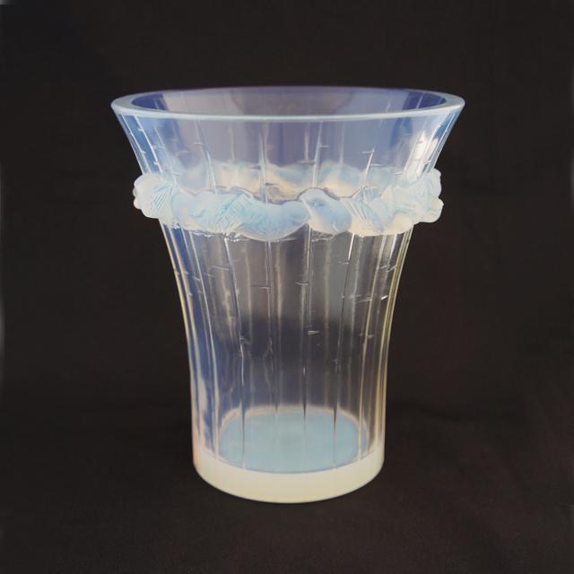 花瓶「ブルーリス」