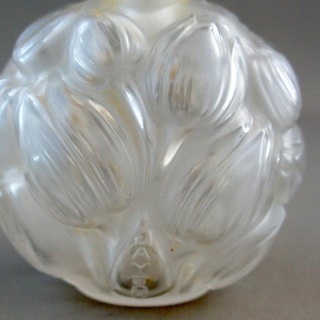 香水瓶「チューリップ」