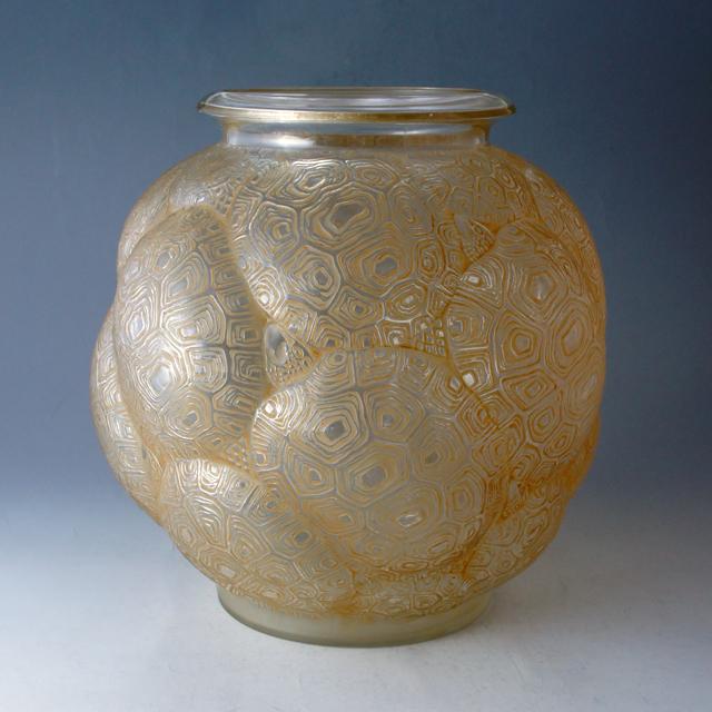 花瓶「亀」