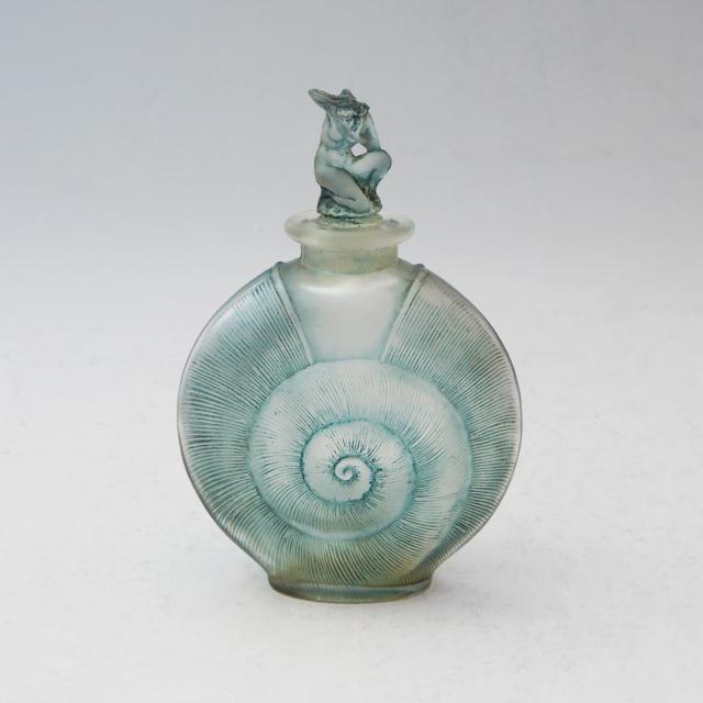 香水瓶「アンフィトリット」