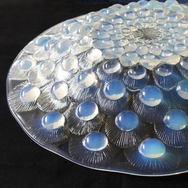 鉢&皿「孔雀の羽根」