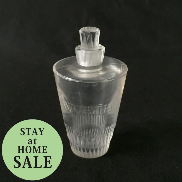 香水瓶「ヴェル・トワ」