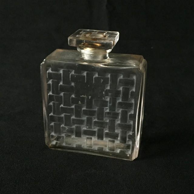 香水瓶「HOUBIGANT-8 「スミレ」」