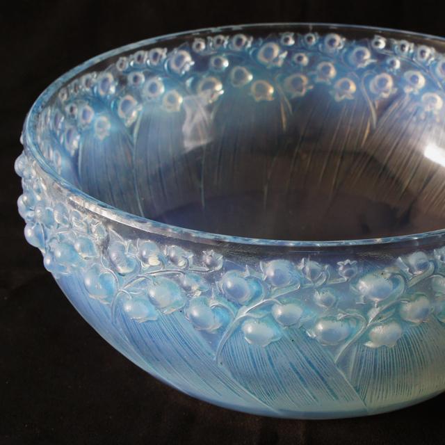 鉢&皿「スズラン」